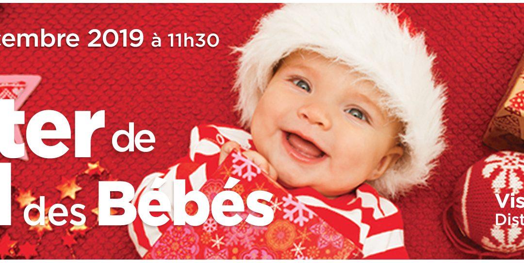 Le Goûter de Noël des Bébés